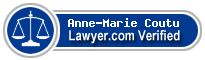 Anne-Marie Coutu  Lawyer Badge