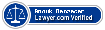 Anouk Benzacar  Lawyer Badge