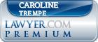 Caroline Trempe  Lawyer Badge