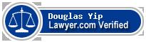 Douglas Yip  Lawyer Badge