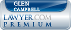 Glen Campbell  Lawyer Badge