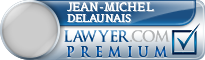 Jean-Michel Delaunais  Lawyer Badge