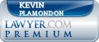 Kevin Plamondon  Lawyer Badge