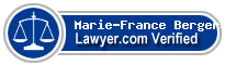 Marie-France Bergeron  Lawyer Badge