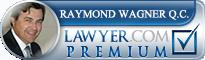 Raymond Wagner  Lawyer Badge
