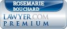 Rosemarie Bouchard  Lawyer Badge