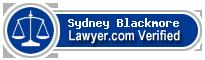 Sydney Butler Blackmore  Lawyer Badge