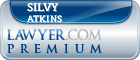 Silvy Atkins  Lawyer Badge