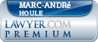 Marc-André Houle  Lawyer Badge