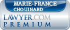 Marie-France Chouinard  Lawyer Badge