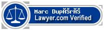 Marc Dupéré  Lawyer Badge