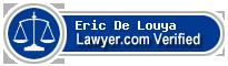 Eric De Louya  Lawyer Badge