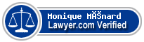 Monique Ménard  Lawyer Badge