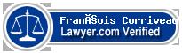 François Corriveau  Lawyer Badge