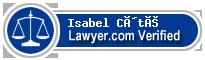 Isabel Côté  Lawyer Badge