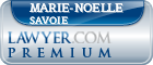 Marie-Noelle Savoie  Lawyer Badge