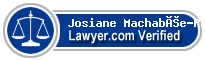 Josiane Machabée-Primeau  Lawyer Badge
