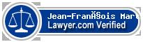 Jean-François Martin  Lawyer Badge