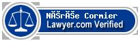 Nérée Cormier  Lawyer Badge