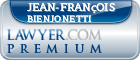Jean-François Bienjonetti  Lawyer Badge
