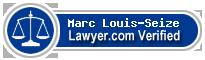 Marc Louis-Seize  Lawyer Badge