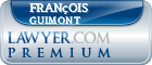 François Guimont  Lawyer Badge