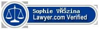 Sophie Vézina  Lawyer Badge