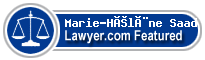 Marie-Hélène Saad  Lawyer Badge