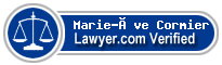 Marie-Ève Cormier  Lawyer Badge