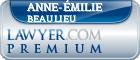 Anne-Émilie Beaulieu  Lawyer Badge