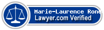 Marie-Laurence Rondeau  Lawyer Badge