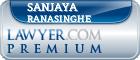 Sanjaya Ranasinghe  Lawyer Badge
