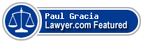 Paul Gracia  Lawyer Badge