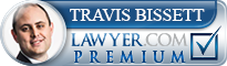 Travis Bissett  Lawyer Badge