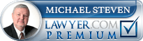 Michael J Steven  Lawyer Badge