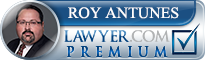 Roy Antunes  Lawyer Badge