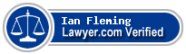 Ian Fleming  Lawyer Badge