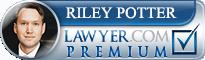 Riley Potter  Lawyer Badge