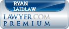 Ryan James Laidlaw  Lawyer Badge