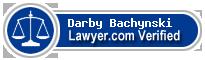 Darby Jane Bachynski  Lawyer Badge