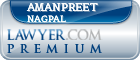 Amanpreet Singh Nagpal  Lawyer Badge