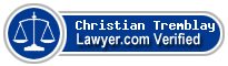 Christian Jean-Marc Tremblay  Lawyer Badge
