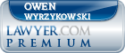 Owen Richard Wyrzykowski  Lawyer Badge