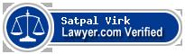 Satpal Singh Virk  Lawyer Badge