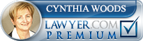Cynthia Jeanne Woods  Lawyer Badge