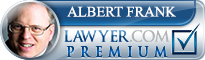 Albert S. Frank  Lawyer Badge