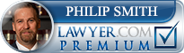 Philip Smith  Lawyer Badge