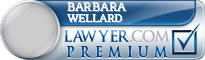Barbara Elizabeth Morland Wellard  Lawyer Badge