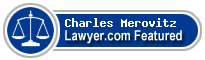 Charles Louis Merovitz  Lawyer Badge