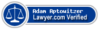Adam Aptowitzer  Lawyer Badge